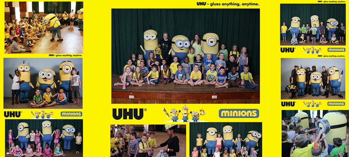 Minion winners